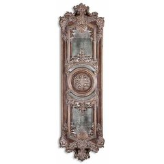 Buy Uttermost Domenica 76x20 Wall Mirror in Chestnut Brown on sale online