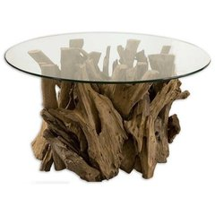 Buy Uttermost Driftwood 36x36 Cocktail Table on sale online