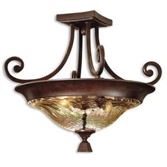 Buy Uttermost Elba 2 Light Semi Flush Mount on sale online