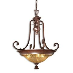 Buy Uttermost Elba 3 Light Pendant on sale online