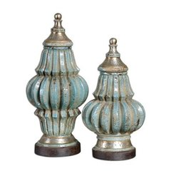 Buy Uttermost Fatima Urns (Set of 2) on sale online