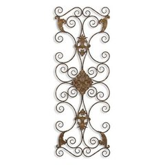 Buy Uttermost Fayola 50x18 Wall Art in Black and Brown on sale online