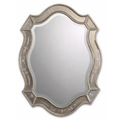 Buy Uttermost Felicie Oval 28x21 Wall Mirror on sale online