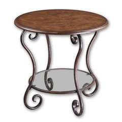 Buy Uttermost Felicienne Accent Table on sale online