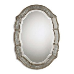 Buy Uttermost Fifi 35x25 Wall Mirror in Antique Gold on sale online