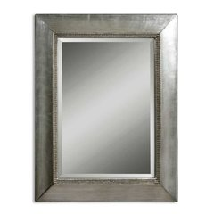 Buy Uttermost Fresno 50x40 Wall Mirror in Antique Silver on sale online