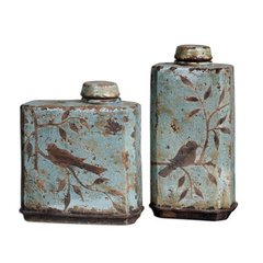 Buy Uttermost Freya Containers (Set of 2) on sale online