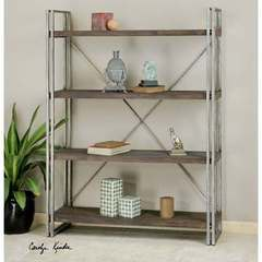 Buy Uttermost Greeley 64 Inch Metal Etagere on sale online