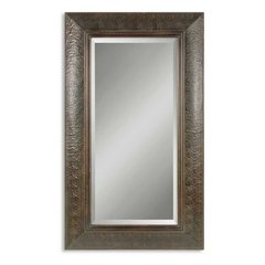 Buy Uttermost Guenevere 71x41 Wall Mirror in Mahogany on sale online