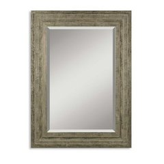 Buy Uttermost Hallmar 36x26 Wall Mirror in Silver on sale online
