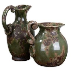 Buy Uttermost Hani Pitchers (Set of 2) on sale online