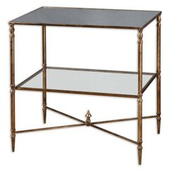 Buy Uttermost Henzler Lamp Table on sale online