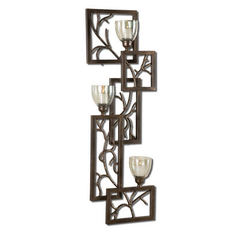 Buy Uttermost Iron Branches Wall Sconce on sale online