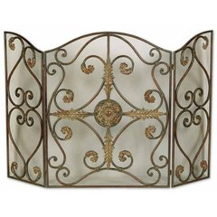 Buy Uttermost Jerrica Fireplace Screen on sale online