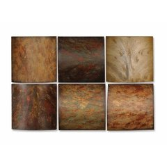 Buy Uttermost Klum Collage 10x10 Wall Art in Green (Set of 6) on sale online