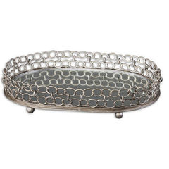 Buy Uttermost Lieven Mirrored Decorative Tray on sale online