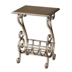 Buy Uttermost Lilah Magazine Table on sale online
