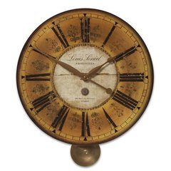 Buy Uttermost Louis Leniel Clock on sale online