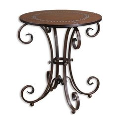 Buy Uttermost Lyra Accent Table on sale online