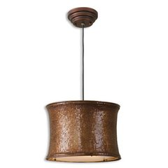 Buy Uttermost Marcel Copper Hanging Shade on sale online