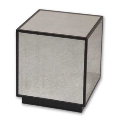 Buy Uttermost Matty Mirrored Cube on sale online