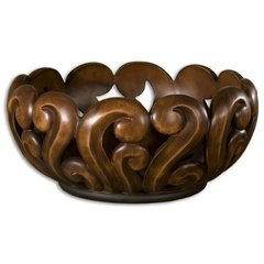 Buy Uttermost Merida Bowl on sale online