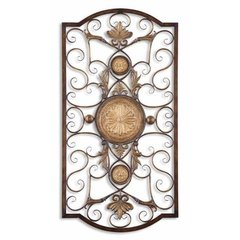 Buy Uttermost Micayla Large 42x22 Wall Art in Chestnut Brown on sale online