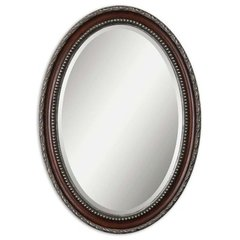 Buy Uttermost Montrose Oval 35x25 Wall Mirror on sale online