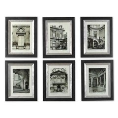 Buy Uttermost Paris Scene 24x19 Wall Art I, II, III, IV, V, VI (Set of 6) on sale online