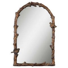 Buy Uttermost Paza, Arch 37x26 Wall Mirror on sale online
