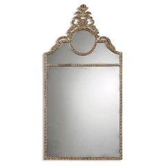 Buy Uttermost Peggy 50x26 Wall Mirror in Brown on sale online