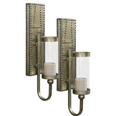 Buy Uttermost Rashane Metal Sconces (set of 2) on sale online