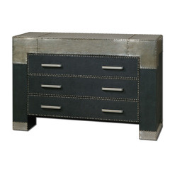 Buy Uttermost Razi Drawer Chest in Metal on sale online