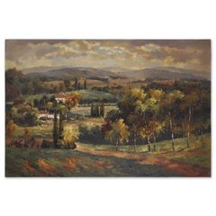 Buy Uttermost Scenic Vista 60x40 Wall Art on sale online