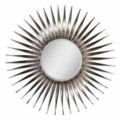 Buy Uttermost Sedona 42 Inch Round Wall Mirror on sale online