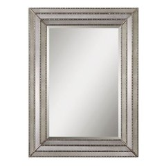 Buy Uttermost Seymour 47x35 Wall Mirror on sale online