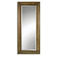 Buy Uttermost Shayna 69x29 Wall Mirror in Brown on sale online