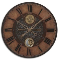 Buy Uttermost Simpson Starkey Clock on sale online