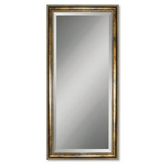 Buy Uttermost Sinatra 79x37 Wall Mirror in Black on sale online
