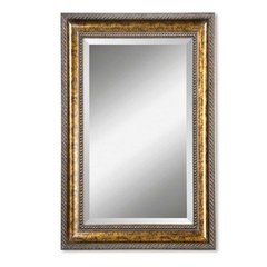Buy Uttermost Sinatra 49x32 Wall Mirror in Bronze on sale online