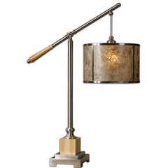 Buy Uttermost Sitka Silver Lamp on sale online
