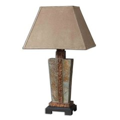 Buy Uttermost Slate 29 Inch Accent Lamp on sale online