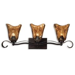 Buy Uttermost Vetraio 3 Light Vantity Strip on sale online