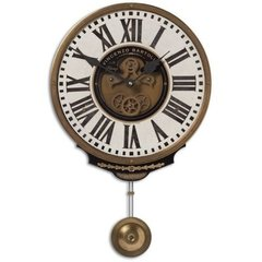 Buy Uttermost Vincenzo Bartolini Clock in Cream on sale online