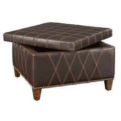 Buy Uttermost Wattley Storage Ottoman on sale online