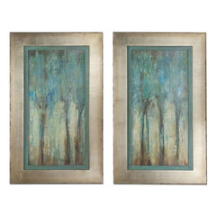 Buy Uttermost Whispering Wind 35x21 Rectangular Framed Art (Set of 2) on sale online