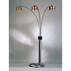 Buy NOVA Lighting Ventana 3-Light Arc Lamp on sale online