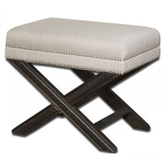 Buy Uttermost Viera Small Bench on sale online