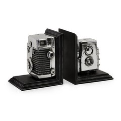 Buy IMAX Worldwide Vintage Camera Bookends on sale online