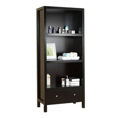 Buy Virtu USA Barnum 32 Inch Vanity Side Cabinet on sale online